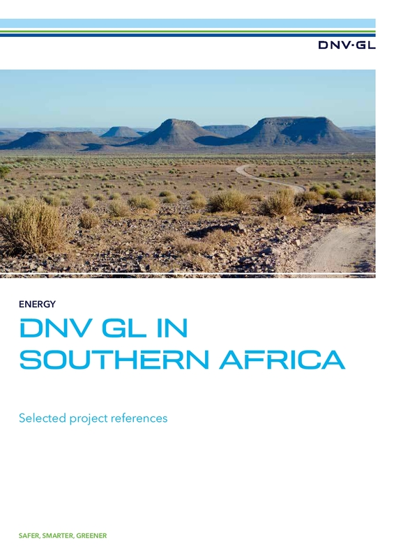 DNV GL in Southern Africa