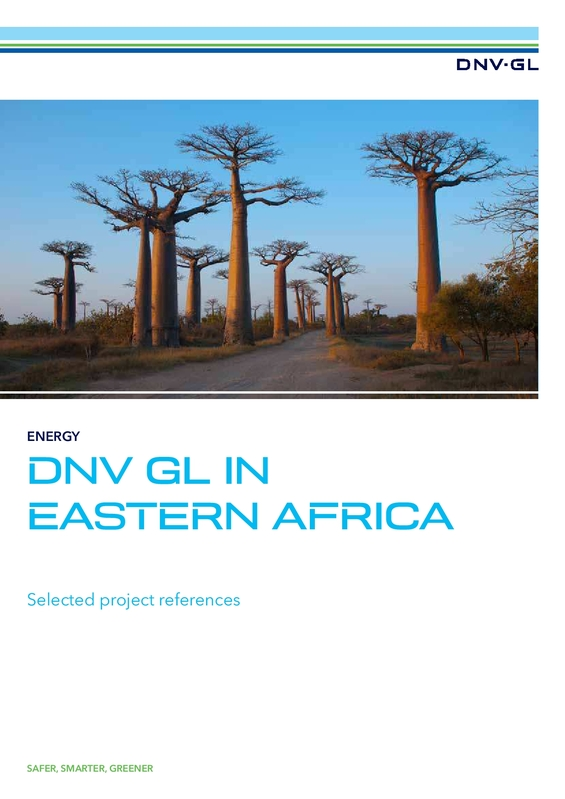 DNV GL in Eastern Africa