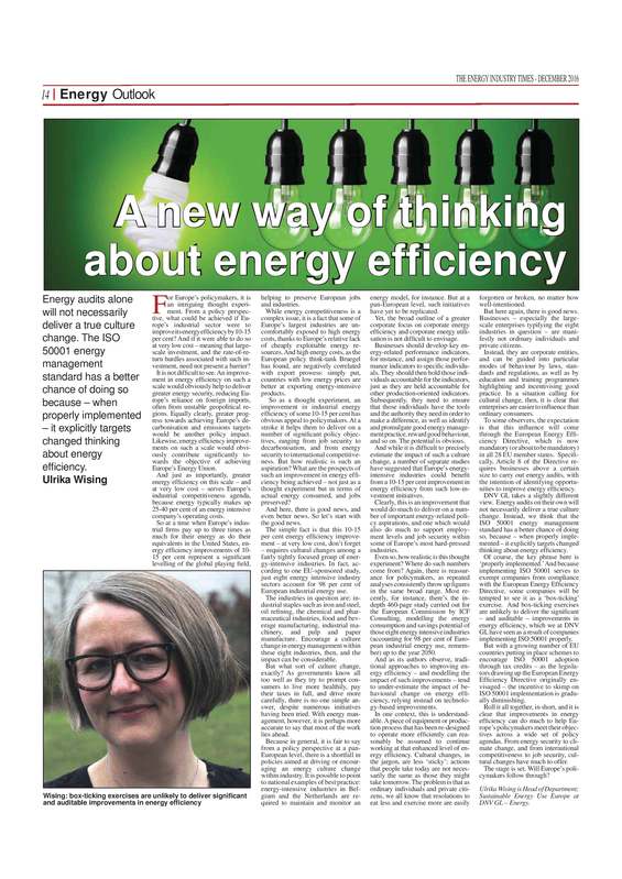 The Energy Industry Times-A new way of thinking about energy efficiency-December 2016.pdf