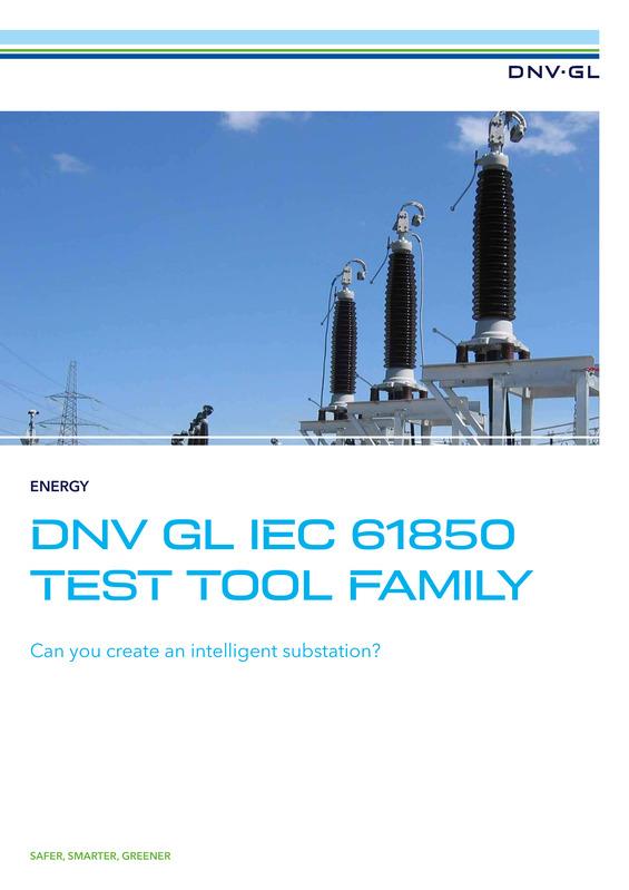 IEC 61850 test tool family