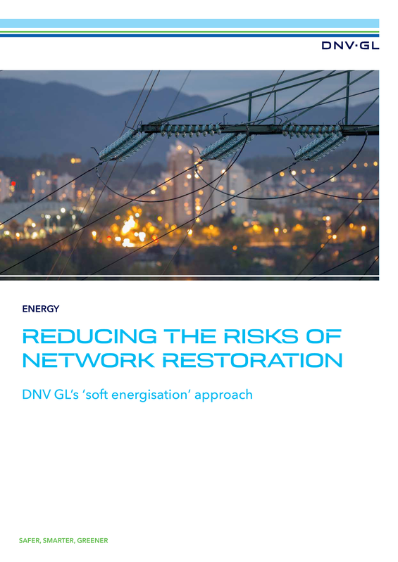 Reducing the risks of network restoration