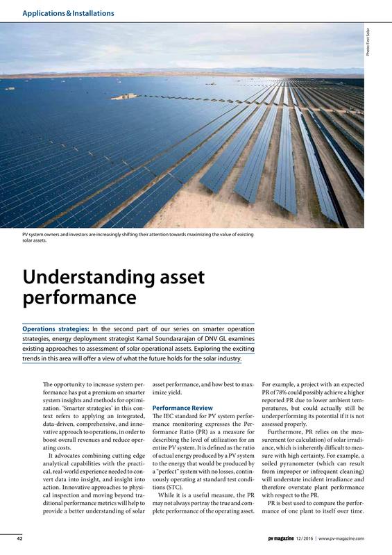 PV magazine 12-2016 Understanding asset performance.pdf