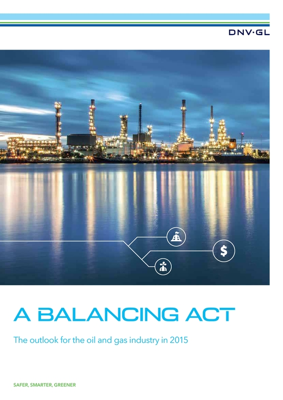 Industry outlook report 2015 A Balancing Act