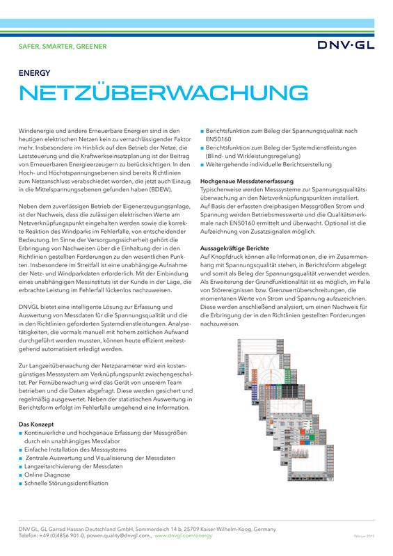 Netzüberwachung