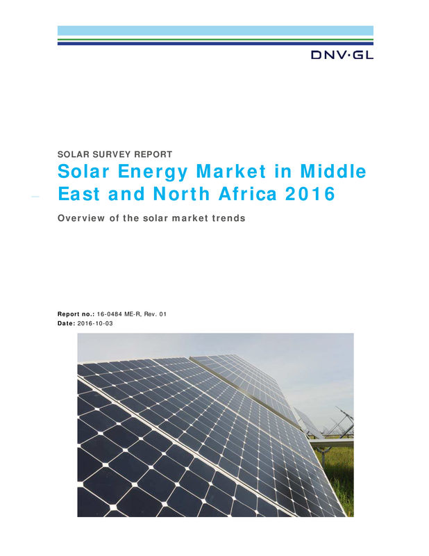 Solar Energy Market in the Middle East and North Africa 2016.pdf