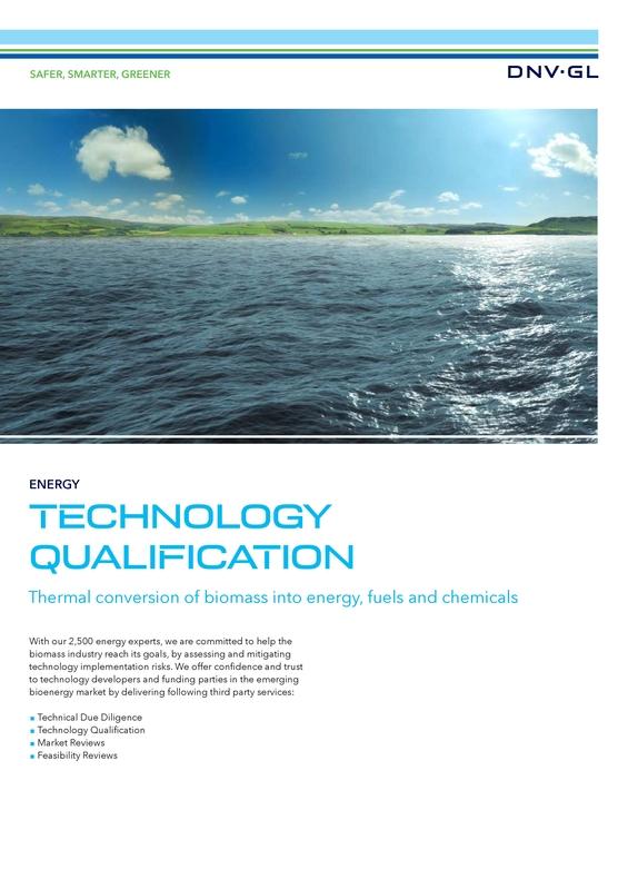 DNV GL Bioenergy Technology Qualification.pdf