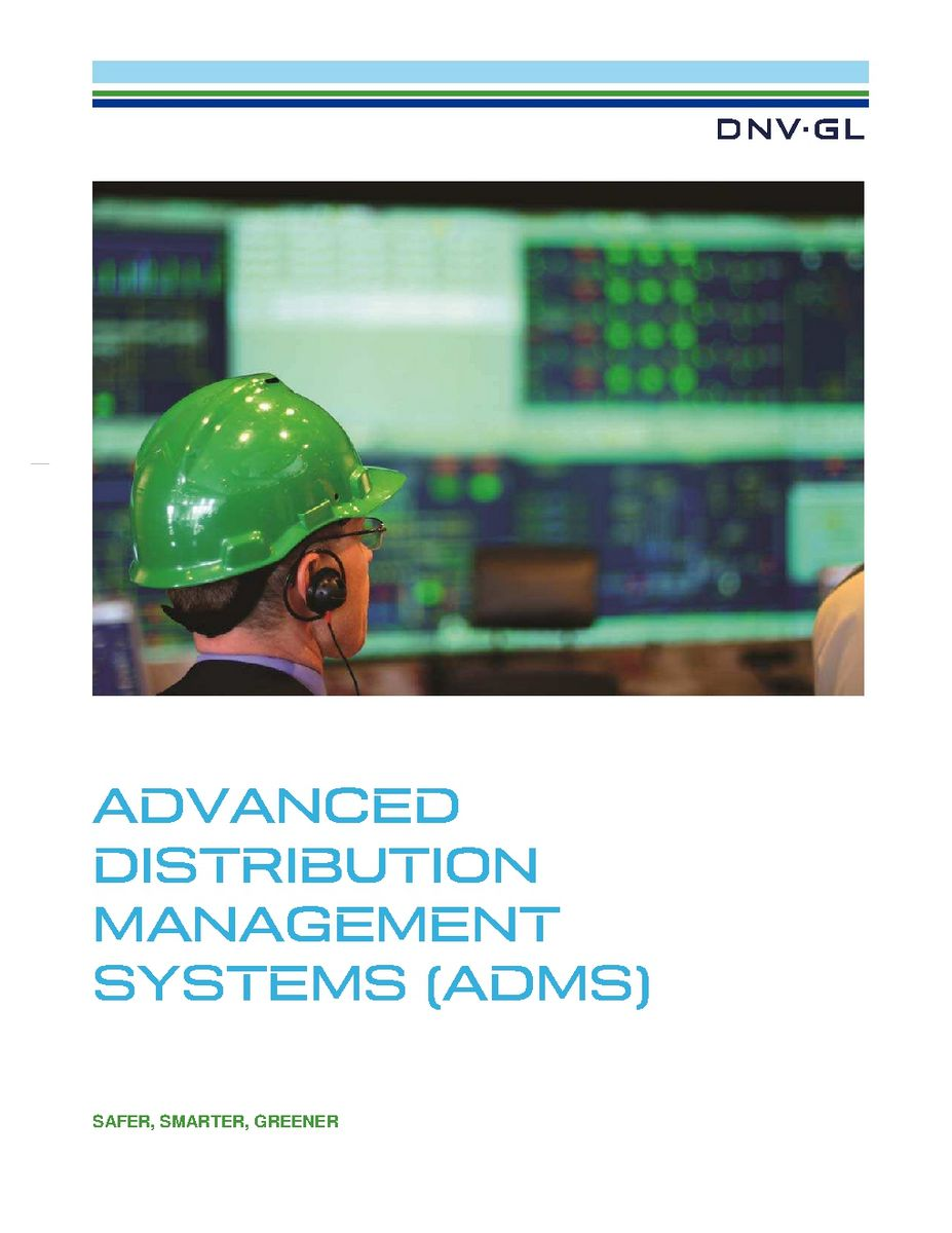 Advanced Distribution Management Systems