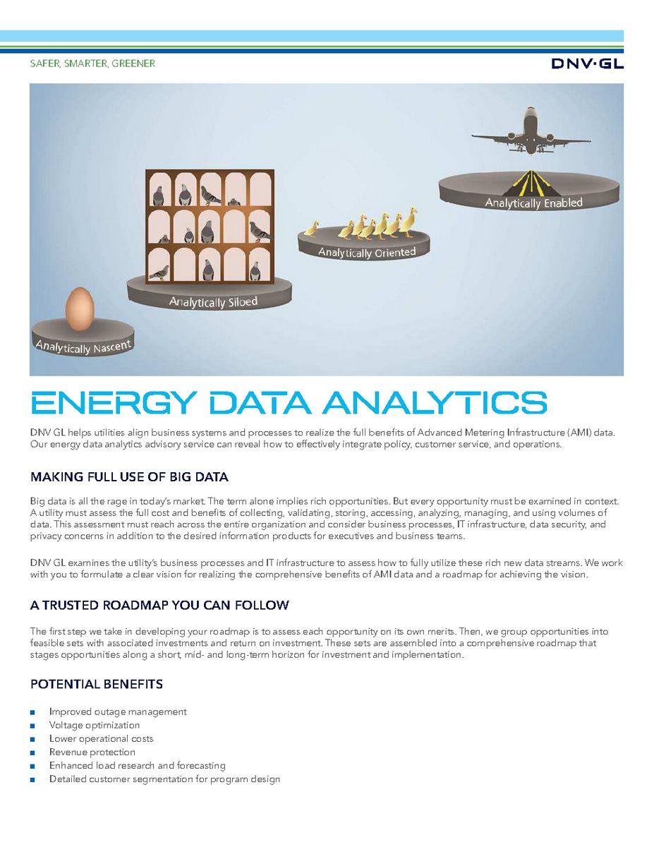 Energy Data Analytics handout