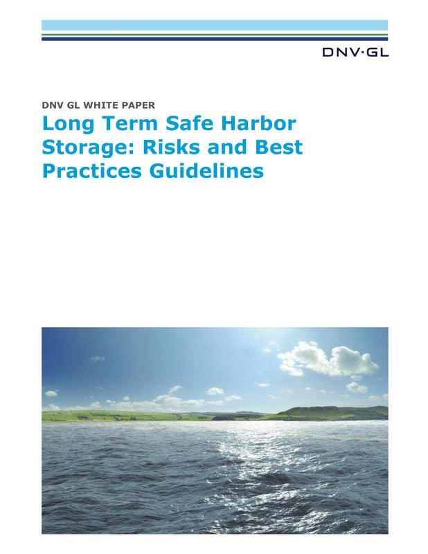 Long Term Safe Harbor Storage