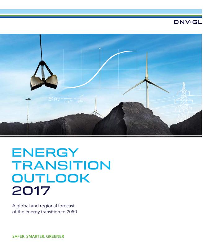 DNV GL Energy Transition Outlook 2017 Full Report