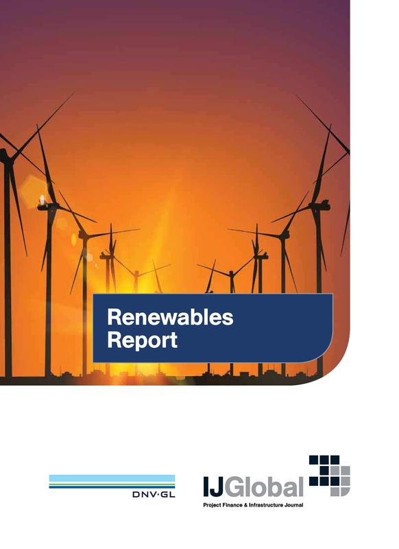 IJGlobal Renewables Report 2017