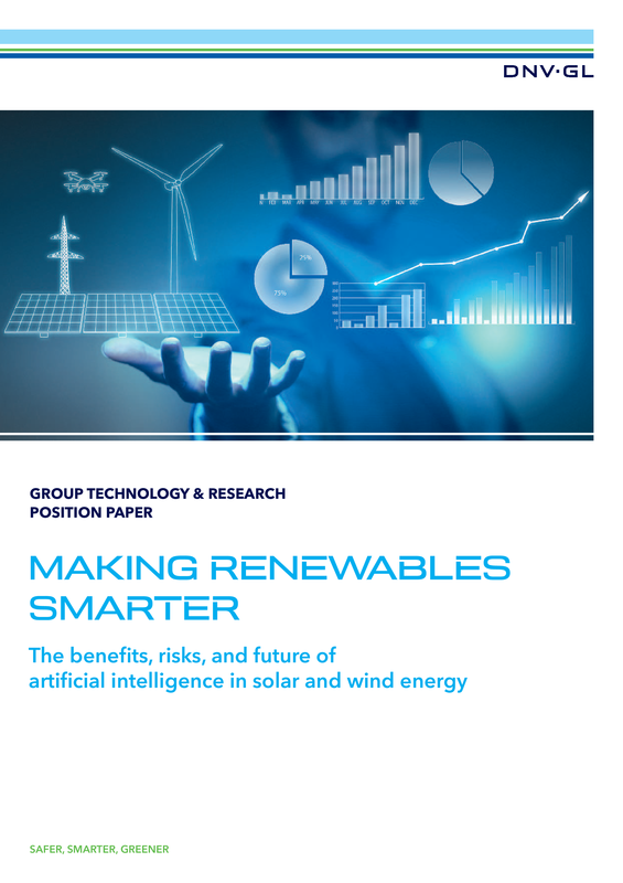 Making renewables smarter