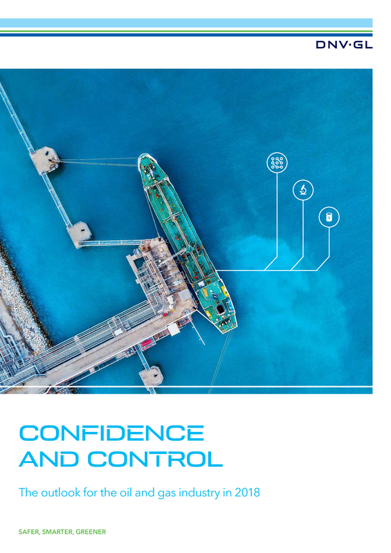Industry outlook report 2018 :confidence and control