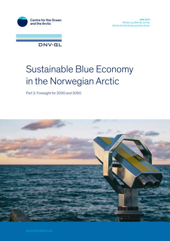 Sustainable Blue Economy in the Norwegian Arctic- Part 2