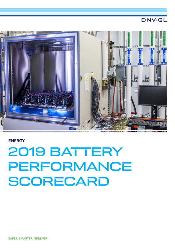 2019 Battery Performance Scorecard - Pages View A4