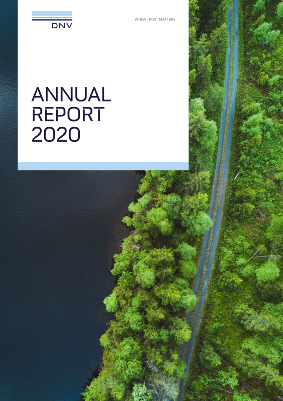 DNV Annual Report 2020