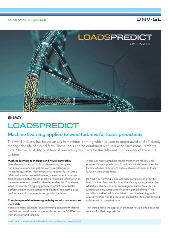 LoadsPredict