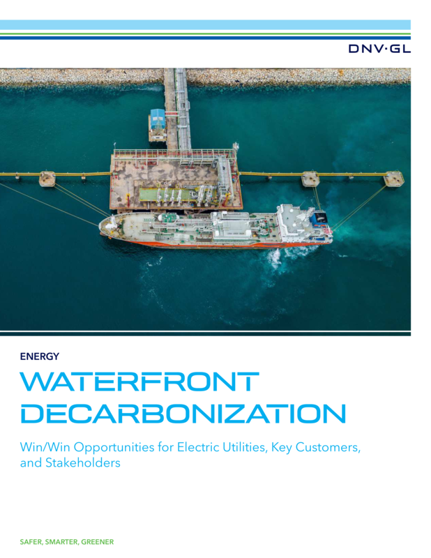 Waterfront Decarbonization - Electric Drayage