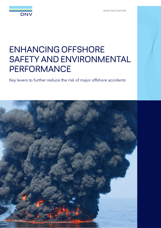 Enhancing offshore safety and environmental performance