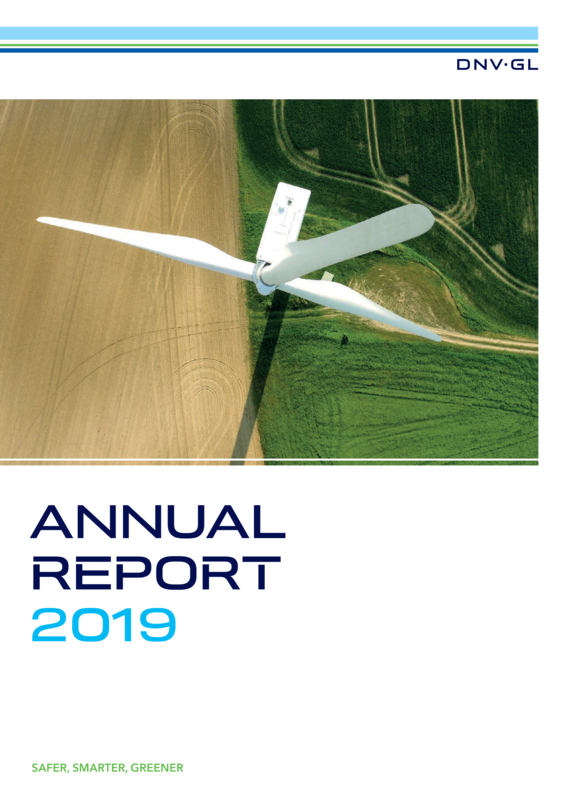 DNV GL Annual Report 2019 - FULL REPORT