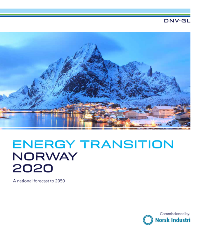 Energy Transition Norway 2020