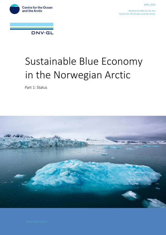 Sustainable Blue Economy in the Norwegian Arctic - Part 1