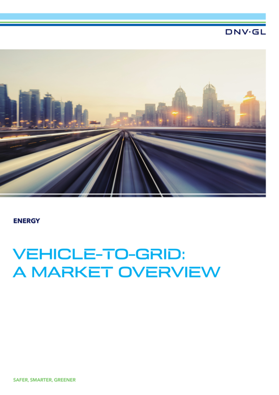 Vehicle-to-grid: a market overview