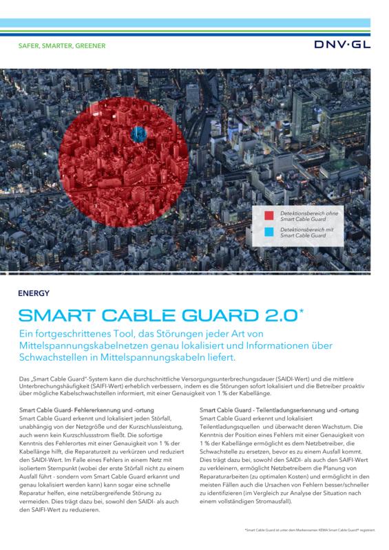 Smart Cable Guard 2.0 DE