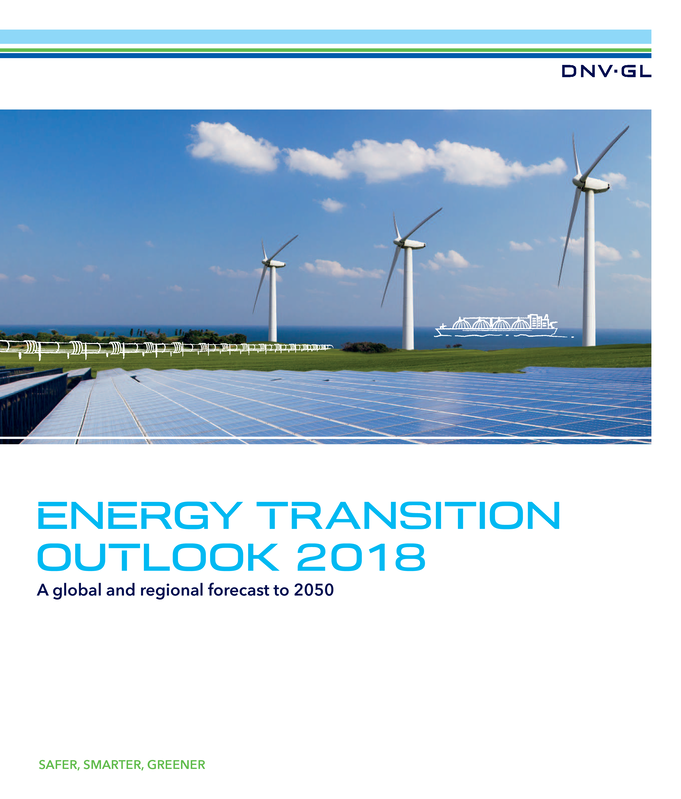 Energy transition outlook 2018 - Main report