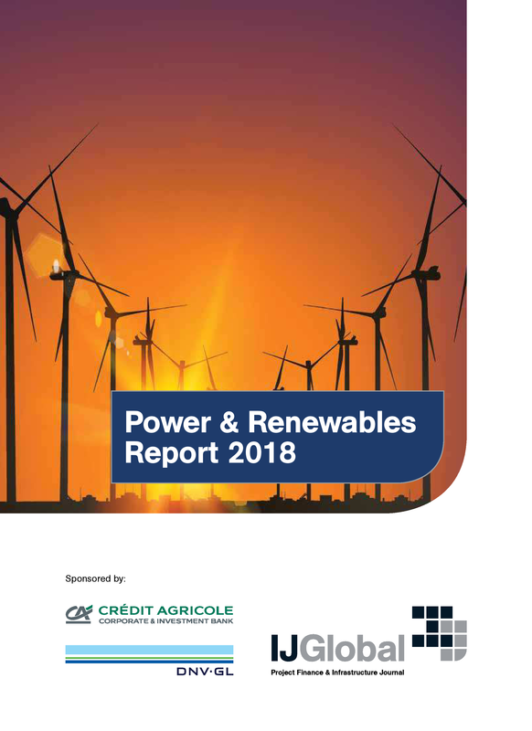 IJGlobal Power and Renewables Report 2018